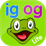 Kindergarten Level 2 Phonics App (Phonics Kinder 2) Lite
