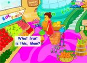 Fruit Market Dialogue
