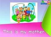 Family Lesson Sentences & Words
