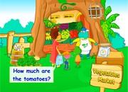 Vegetable Market Lesson