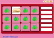 Food Memory Game