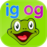 Kindergarten Level 2 Phonics App (Phonics Kinder 2)