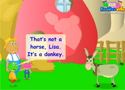 Farm Animals Dialogue