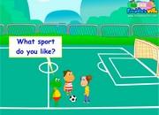 Sports Lesson